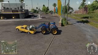 Farming Simulator 19 #11 Naprawa ciągników i spłacanie długu cz.2
