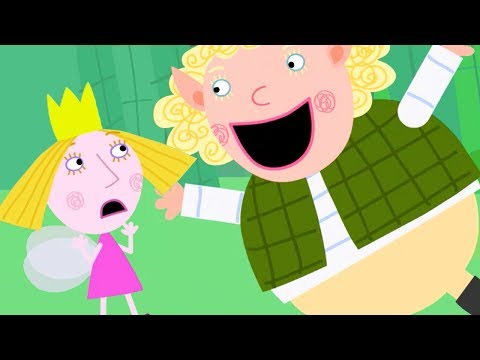 Ben and Holly's Little Kingdom Full Episodes | Gaston Goes To School | HD Cartoons for Kids