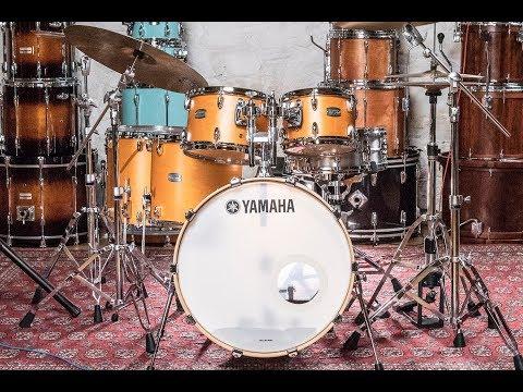 Yamaha Tour Custom Shell Pack - Drummer's Review