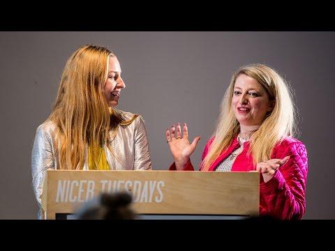 Nicer Tuesdays: Anna Lomax and Jess Bonham