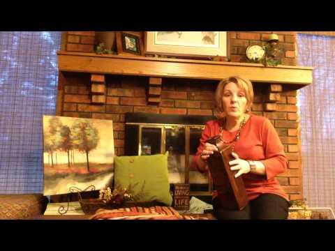 2015 Idea Show Demo - Tracy Burton