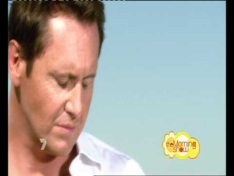 Larry Emdur does Ronan Keating on The Morning Show LOL
