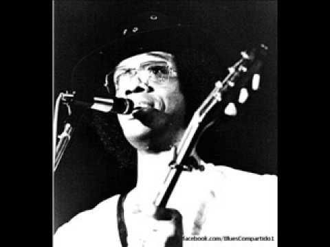 Johnny Guitar Watson - Le Bataclan, Paris, France. 1976
