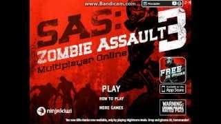SAS Zombie Assault 3 *With Music*