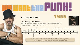 We Want the Funk Series / 1955: Bo Diddley