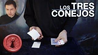 Bonito truco con cartas - Los Tres Conejos