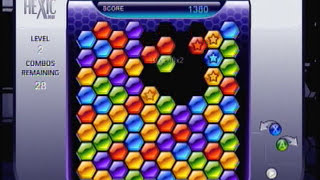 Xbox 360 Exclusive:Hexic HD gameplay