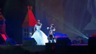 Вивальди Концерт соль мажор Современная версия Мария и Данила Бессоновы