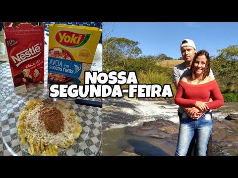 ALMOÇO NA CASA DO MEU PAI, VISITANDO UMA CACHOEIRA, RECEBIDOS! Tati Barbosa thumbnail