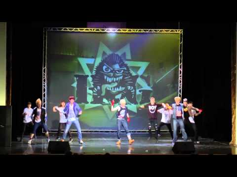 Hedge Gang - LC9 - MaMa Beat (Dance Cover) AniCon 2013 [130707]