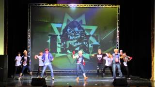 hedge gang lc9 mama beat dance cover anicon 2013 130707