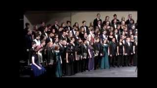 Vidi Aquam - Nevada All State Choir