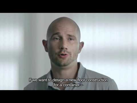 Maersk Container Industry Corporate video