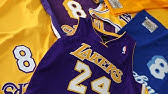 396352cf7a9 NBA Jersey Collection Rare Vintage Throwback Grails - YouTube