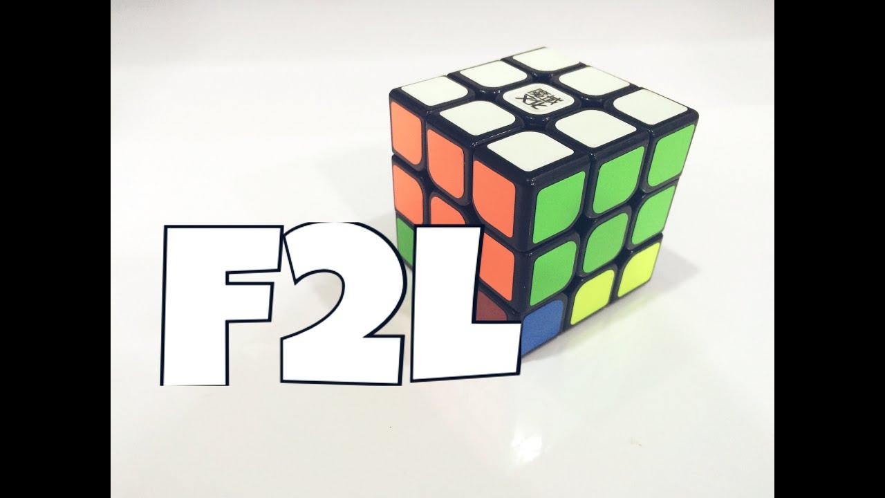 RUBIK S CUBE F2L PDF DOWNLOAD