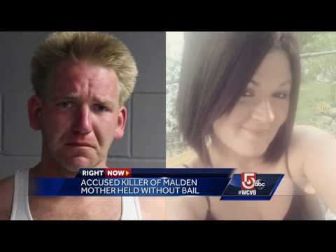 Suspect accused of strangling mother to death held without bail
