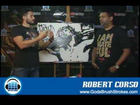 "Rap Fest Radio - Episode #159 - ""Robert Corso - God's Brush Strokes"""