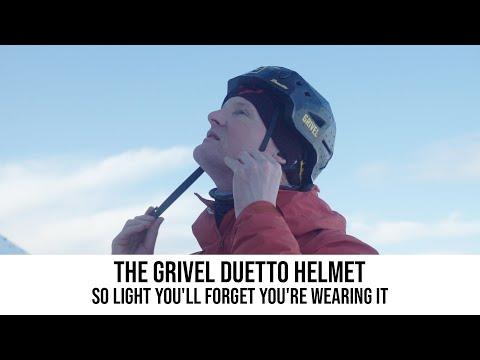 The Grivel Duetto Helmet