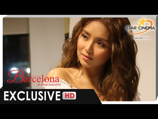 [EXCLUSIVE] Kathryn Bernardo for #BarcelonaPromoShoot