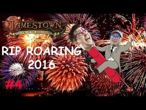 Jamestown - Rip Roaring 2016 - PART #4
