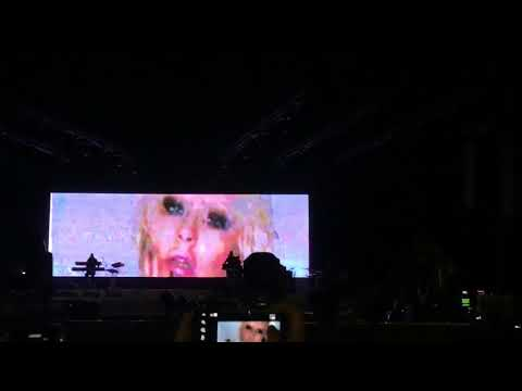 Christina Aguilera Announcing Liberation NEW ALBUM Live in Azerbaijan