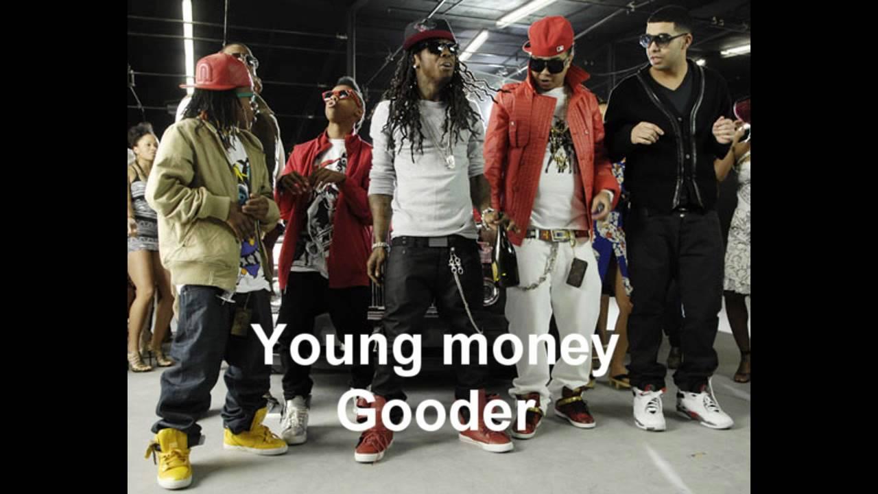 lil wayne gudda gudda young money