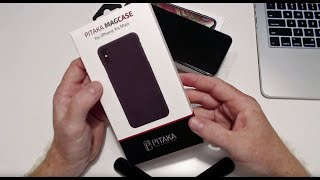 Pitaka MagCase iPhone Xs Max Luxury Case Review