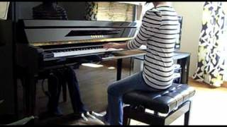 Di Vang Nhat Nhoa piano - To Chan Phong