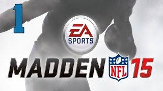 Madden NFL 15 - Connected Franchise - Part 1
