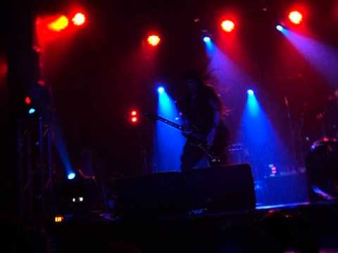 PARADISE LOST - Desolate/Widow/Honesty in Death[Carioca Club/SP-Brazil(Dec/08/2012)]