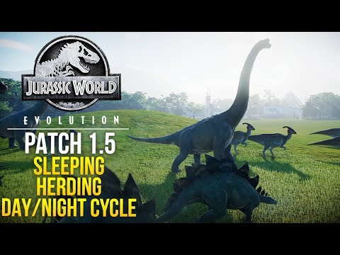 NEW DINO AI COMING! FREE UPDATE SOON! | Jurassic World: Evolution Patch News