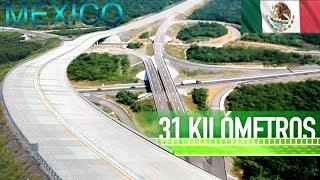 Infraestructura Carretera de México _ Construcción del Nuevo Libramiento de Mazatlán