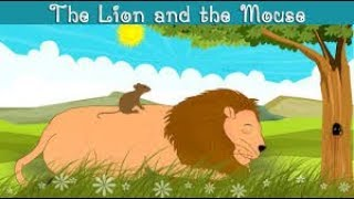 The Lion and the Mouse | English Short Stories For Children | AppGame For Kids