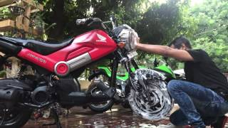 High Pressure Wash | Honda NAVI