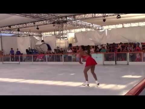 Orange County Fair Ice Skating Exhibition
