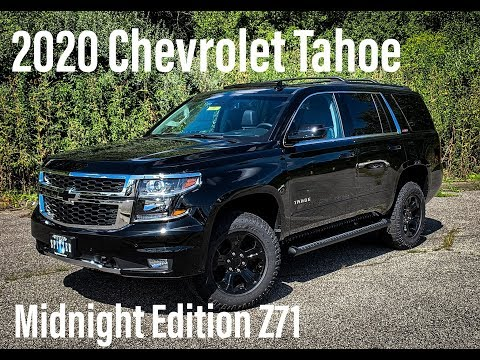 Chevy tahoe z71 2020