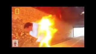 ISIS Jordian Pilot video is fake PROOF