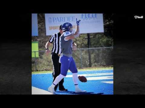"Ryan ""Bubba"" Craven ( Brevard College Highlights )"