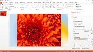 Как сделать слайд шоу из фотографий с музыкой в PowerPoint