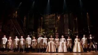 Alexander Hamilton (karaoke with lyrics) from Hamilton the musical