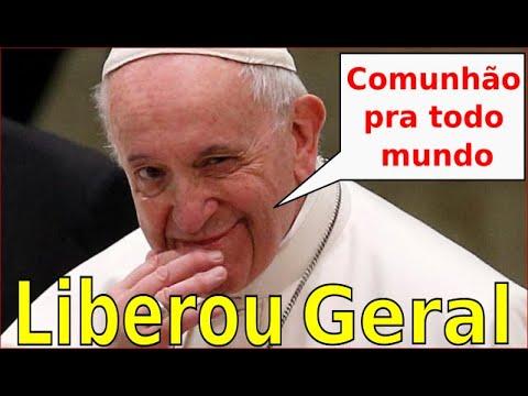 TAPA LIBEROU GERAL - COMUNHÃO PRA TODO MUNDO