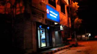 Hyderabad Jouney from Begumpet to Chintal Night Side Timelapse