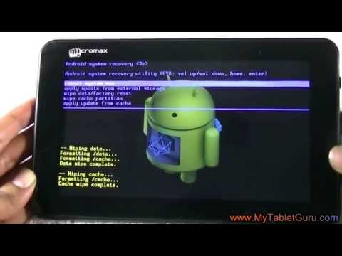 android frozen at boot screen