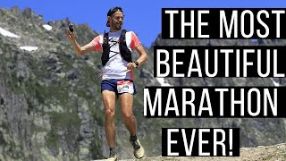 MONT BLANC MARATHON - The most BEAUTIFUL race in the WORLD?!?