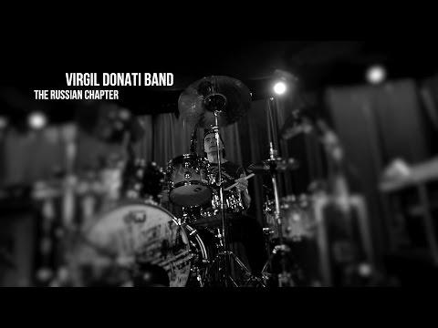 Virgil Donati Band - Russian Chapter Pt.1