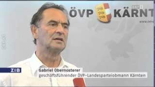Personalaustausch in der ÖVP Kärnten