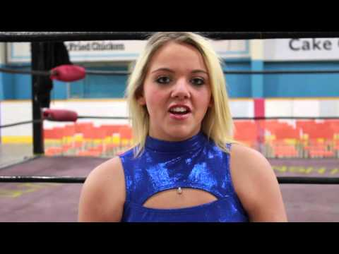 Maddison Miles Interview in Digby ,NS - UCW