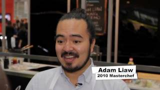 MasterChef Adam Liaw at the Good Food & Wine Show Thumbnail