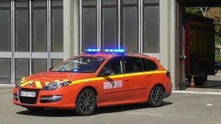 VL 1 (KdoW) Sapeurs Pompiers CSP Mulhose (SDIS68)