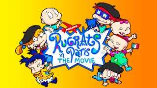 Rugrats in Paris: The Movie Video Game | Full Gameplay Walkthrough | English 2014